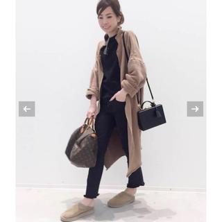 L'Appartement DEUXIEME CLASSE - L'Appartement アパルトモン◆Sweat Coat ブラウン