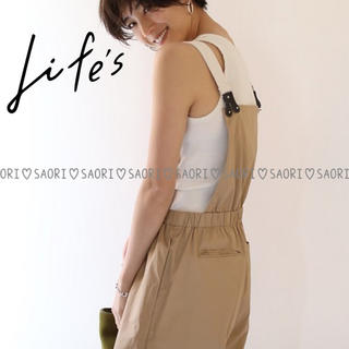 TODAYFUL - TODAYFUL【タグ付】Double Suspenders Salopette