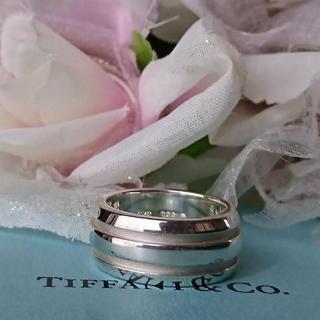 ティファニー(Tiffany & Co.)のTIFFANY☆アトラスリング  幅広☆11号(リング(指輪))