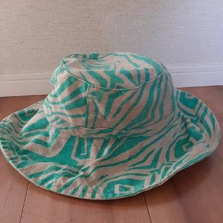 トゥモローランド(TOMORROWLAND)の帽子 ハット(ハット)