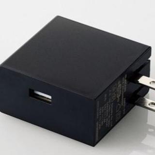 ELECOM - 本体のみ Android対応 エレコム AC充電器 MPA-ACUQN000BK