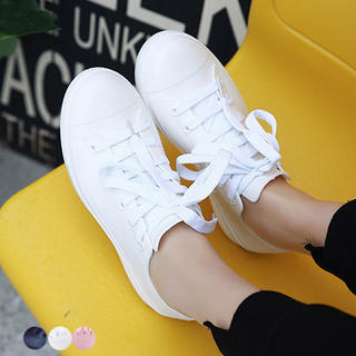 ♥ レインシューズ スニーカー レインブーツ 靴 雨靴 雨雪 防水 通学 通勤(スニーカー)