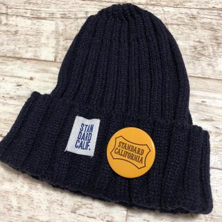 スタンダードカリフォルニア(STANDARD CALIFORNIA)のスタンダードカルフォルニア☺︎ニット帽☺︎(ニット帽/ビーニー)