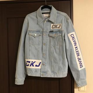 カルバンクライン(Calvin Klein)のcalvin Klein jeans デニムジャケット Gジャン(Gジャン/デニムジャケット)