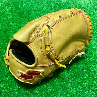 エスエスケイ(SSK)の高校野球対応 日本製 SSK プロエッジ オーダー 硬式用 王冠バック グローブ(グローブ)