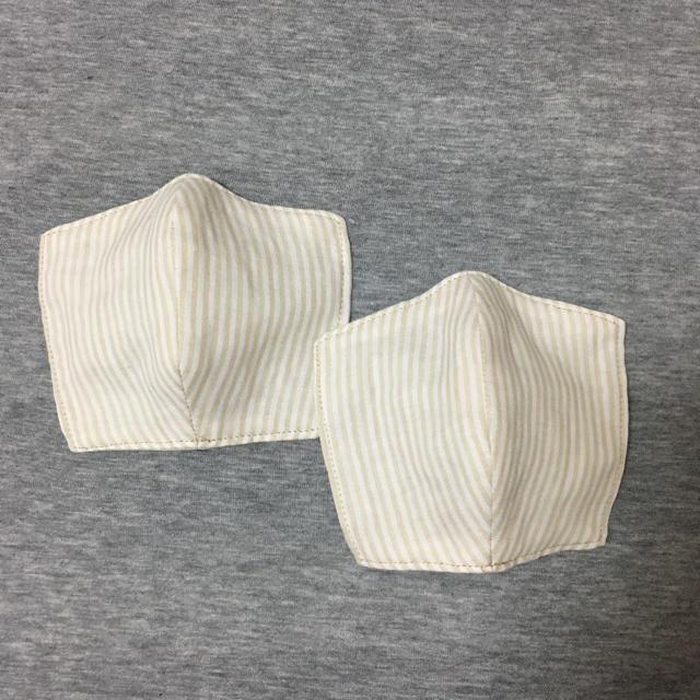 インナーマスク 立体 2枚の通販