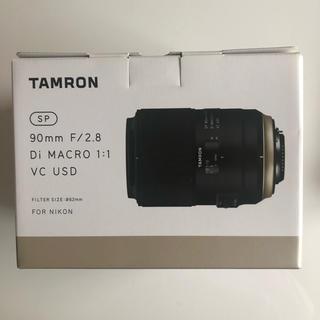 TAMRON - タムロン 90㎜ マクロ F017 Nikon用