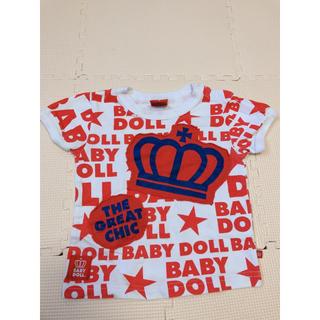 ベビードール(BABYDOLL)のBABY DOLL 80サイズ Tシャツ♪♪(Tシャツ)