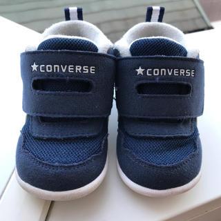 CONVERSE - コンバース 紺色 13cm