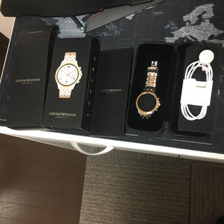 エンポリオアルマーニ(Emporio Armani)のJun様専用(腕時計(アナログ))