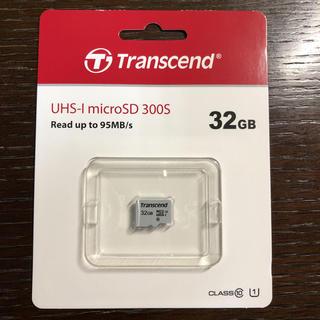 トランセンド(Transcend)のマイクロSDカード 32GB(その他)