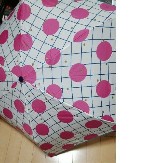 THE EMPORIUM(ジエンポリアム)の折りたたみ傘 レディースのファッション小物(傘)の商品写真