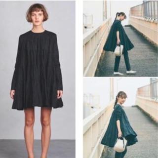 トゥモローランド(TOMORROWLAND)のMerlette  ワンピース ドレス(ひざ丈ワンピース)