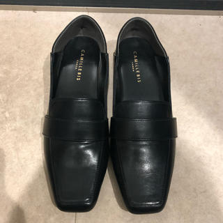 ランダ(RANDA)の【美品】RANDA 2WAYローファー(ローファー/革靴)