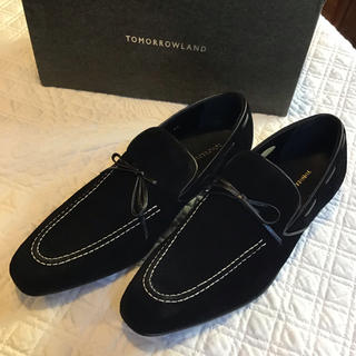 トゥモローランド(TOMORROWLAND)のトゥモローランド 靴(スリッポン/モカシン)