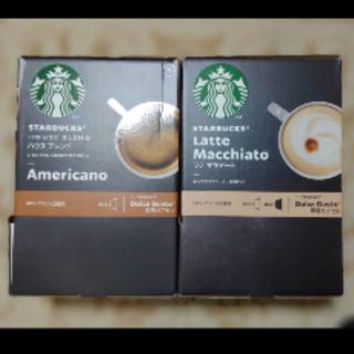 Starbucks Coffee - ネスカフェ ドルチェグスト専用カプセルスターバックス