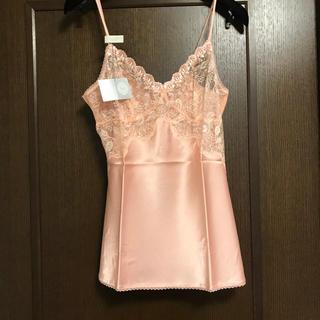 クリスチャンディオール(Christian Dior)のクリスチャンディオール キャミソール ピンク(キャミソール)