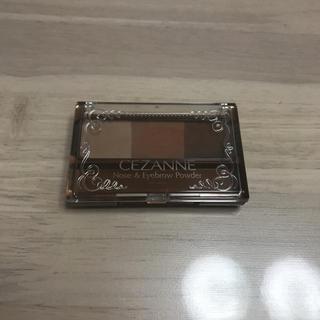セザンヌケショウヒン(CEZANNE(セザンヌ化粧品))のセザンヌ ノーズ&アイブロウパウダー02(パウダーアイブロウ)