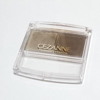 セザンヌケショウヒン(CEZANNE(セザンヌ化粧品))のセザンヌ パウダーアイブロウ(パウダーアイブロウ)
