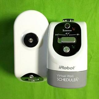 アイロボット(iRobot)のルンバ  付属品/バーチャルウォールスケジューラー(掃除機)