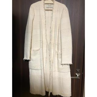 ZARA - ZARA ホワイトコートS size