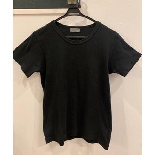 Yohji Yamamoto - Yohji Yamamoto 2008年春夏 ブラック Tシャツ Lサイズ