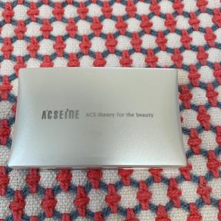 ACSEINE - アクセーヌ  フェイスカラー ハイライト クリームイエロー 2