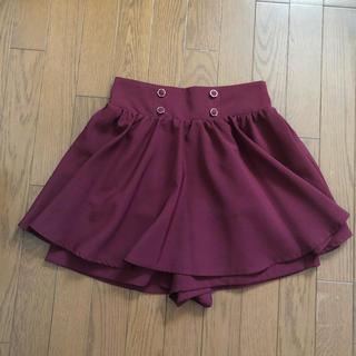 しまむら - キュロットスカート