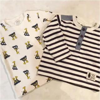 アカチャンホンポ - ロンT Tシャツ 2枚セット