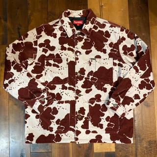 シュプリーム(Supreme)のSupreme 20SS Week1 velvet choir coat (カバーオール)