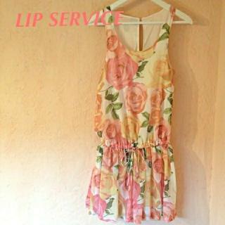 リップサービス(LIP SERVICE)のLIPSERVICE リップサービス オールインワン サロペット(オールインワン)