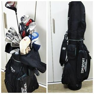 TOURSTAGE - 最終値下げ!手軽にゴルフ!これから始める方へおすすめのゴルフクラブセット!