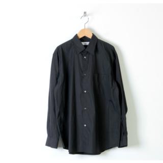 コモリ(COMOLI)のGraphpaper グラフペーパー ブロードレギュラーカラーシャツ(シャツ)