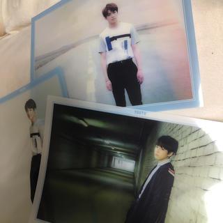 ボウダンショウネンダン(防弾少年団(BTS))のBTS YOUTH ミニポスター(写真/ポストカード)