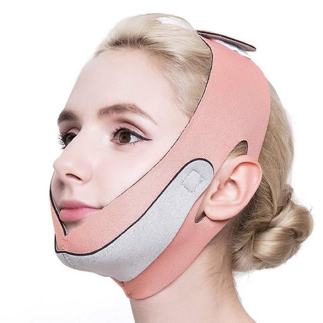 ★コレ、売れてます★小顔矯正 顔痩せグッズ フェイスマスクの通販