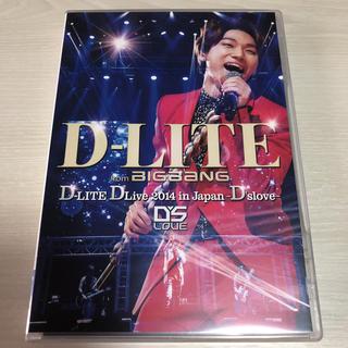 BIGBANG - D-LITE(from BIGBANG) DLive 2014 DVD