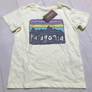 patagonia - 新品 パタゴニア キッズ Tシャツ 4T