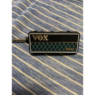 ヴォックス(VOX)のvoxベースイヤホンアンプ(ベースアンプ)
