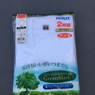 グンゼ(GUNZE)の長袖U首シャツ(Tシャツ/カットソー(七分/長袖))