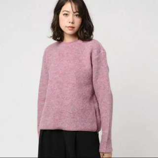 BEAUTY&YOUTH UNITED ARROWS - roku PILE ZIP PULLOVER