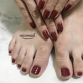 Dior - KIKOMIRANO マニキュア  マット レッドブラウン