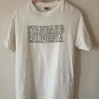 スタンダードカリフォルニア(STANDARD CALIFORNIA)のSTANDARD CALIFORNIA スタンダードカリフォルニア Tシャツ L(Tシャツ/カットソー(半袖/袖なし))