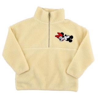 ディズニー(Disney)のディズニーストア公式 ボアジャケット(ブルゾン)