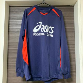 asics - asics  アシックス サッカーシャツ プラクティスシャツ