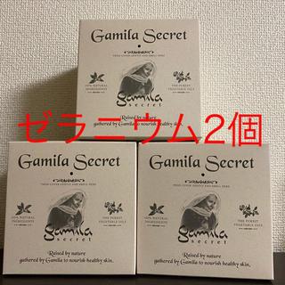 ガミラシークレット(Gamila secret)のGamila secret ガミラシークレット ゼラニウム 2個セット(ボディソープ/石鹸)
