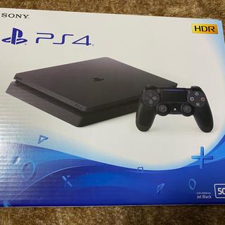 プレイステーション4(PlayStation4)のps4本体(家庭用ゲーム機本体)