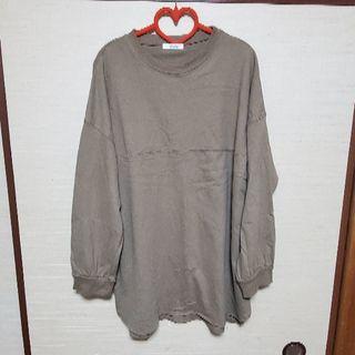 しまむら - しまむら ロングTシャツ