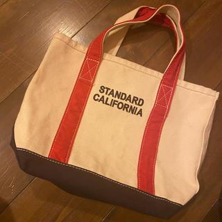 スタンダードカリフォルニア(STANDARD CALIFORNIA)のスタンダードカリフォルニア スモールトートバッグ(トートバッグ)