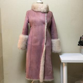 GRACE CONTINENTAL - グレースコンチネンタル   ムートン 毛皮 コート