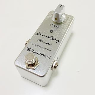 One Control Granith Grey Booster 美品 完動品(エフェクター)